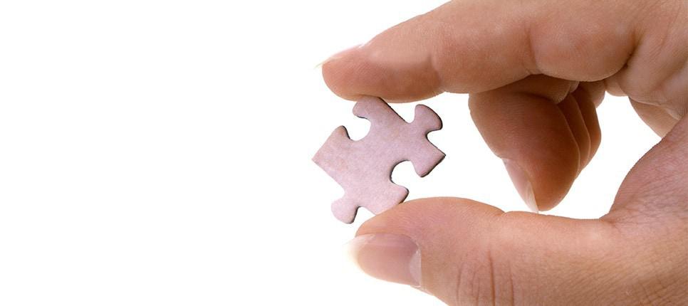 Vysoká kvalita puzzle pro maximální zábavu
