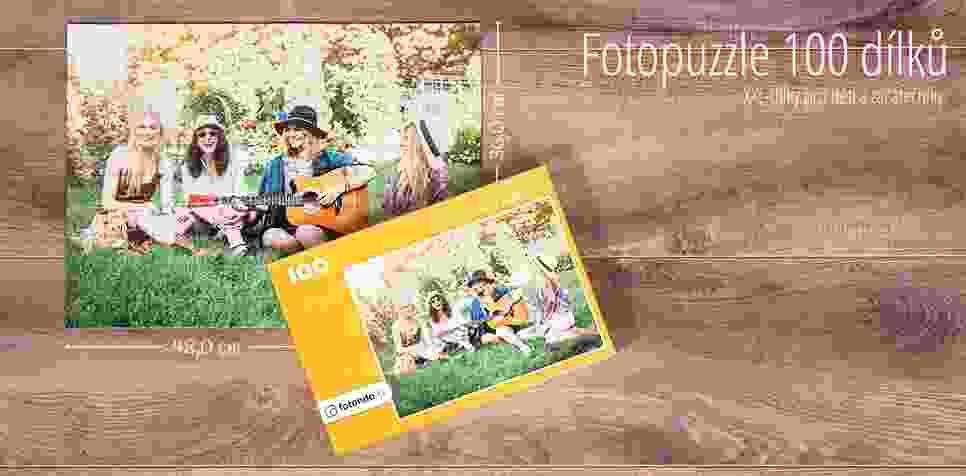 puzzle z fotky se 100 dílky