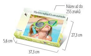 Velikost krabičky pro puzzle - puzzle z fotky 1000 dílků