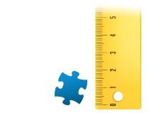 Poměr dílku puzzle Puzzle z fotky 500 dílků