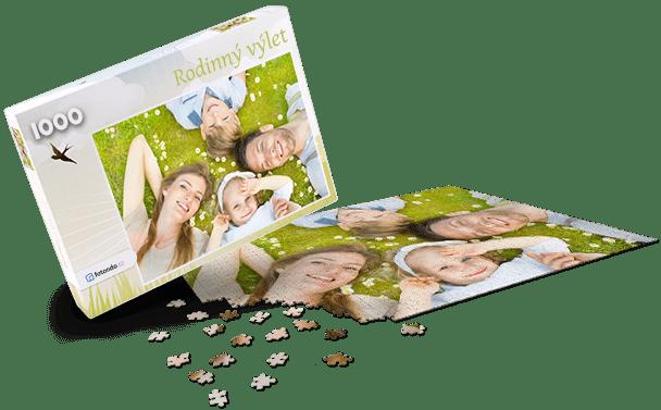 Krabička na puzzle - Jaro
