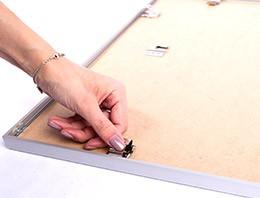 Návod na rámeček na puzzle - 6. krok