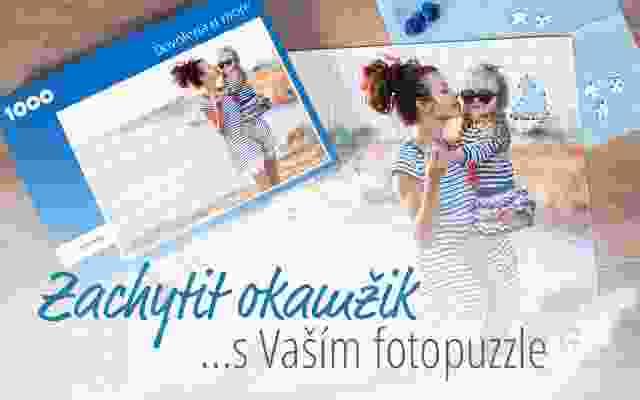 Puzzle z fotky od fotondo.cz