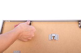 Návod na rámeček na puzzle - 5.krok