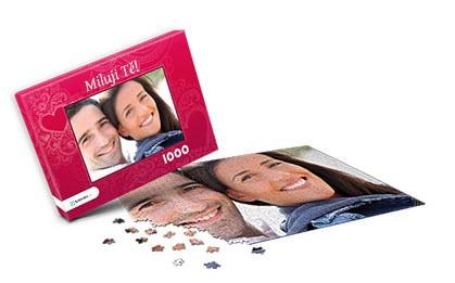 Nápad na dárek - puzzle z fotky